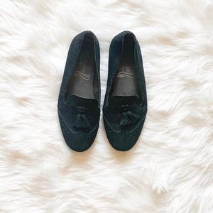 Loafer Style Flats